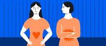 الفخر بالدورة الشهرية أم الذعر من الدورة الشهرية؟