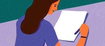 كتابة سيرة ذاتية قوية