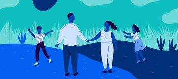 أربعة أشياء يجب أن تعليمها حول والديك